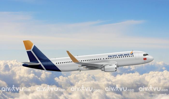 Quá trình phát triển của Pacific Airlines