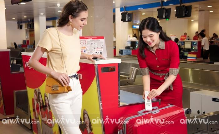 Quy định hành lý Vietjet Air