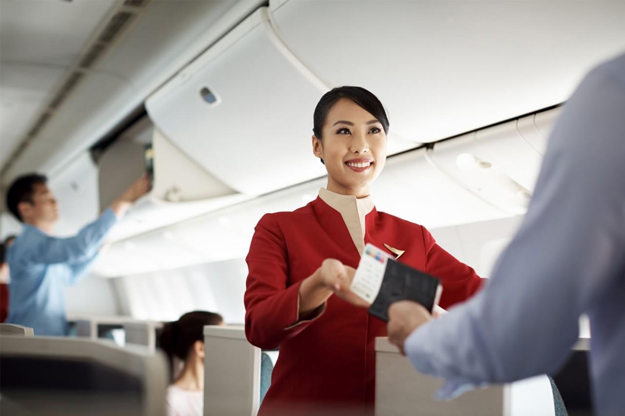 Quy định hành lý của Cathay Pacific