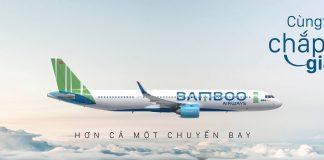 Đặt mua vé máy bay Bamboo Airways giá rẻ