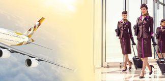 Đặt mua vé máy bay Etihad Airways giá rẻ