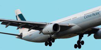 Đặt mua vé máy bay đi Cathay Pacific giá rẻ