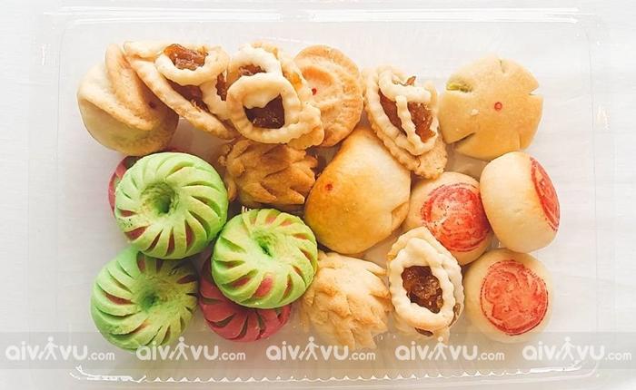 Đi Phú Quốc nên mua Bánh khéo về làm quà
