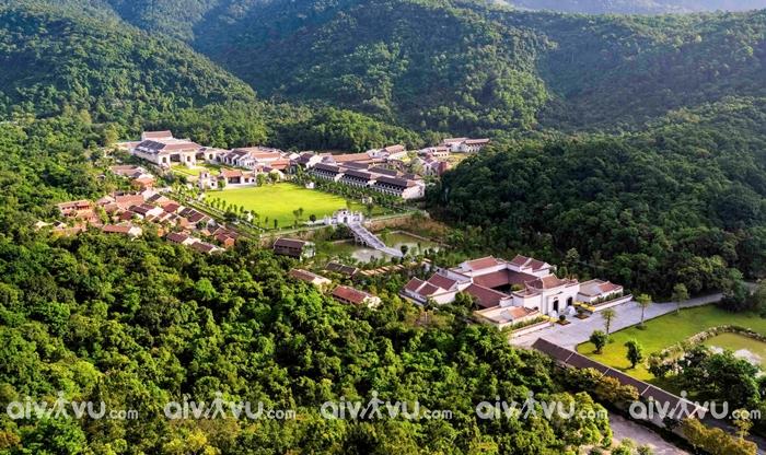 Khách sạn Legacy Yên Tử - Mgallery