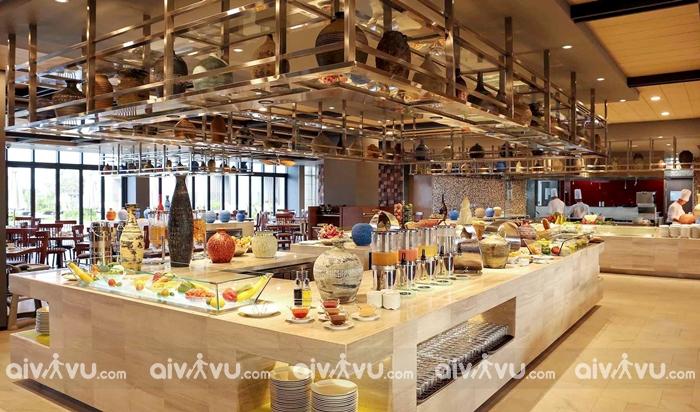 Nhà hàng Novotel Phú Quốc Villa