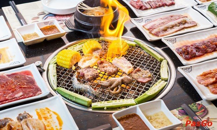 Dịch vụ BBQ và sân nướng tour du lịch Tam Đảo