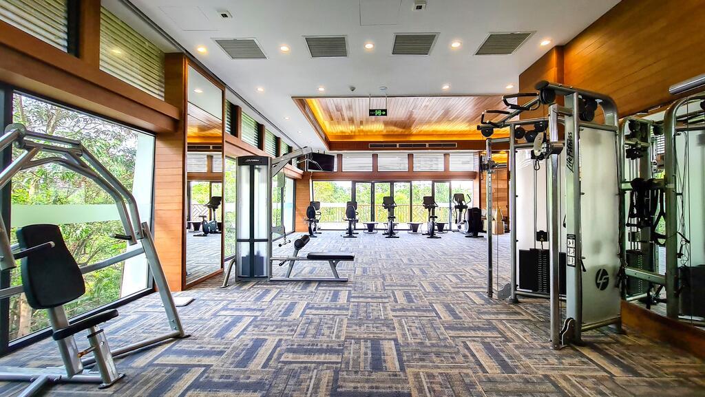 Phòng tập Gym tại Khách sạn Vinoasis Phú Quốc