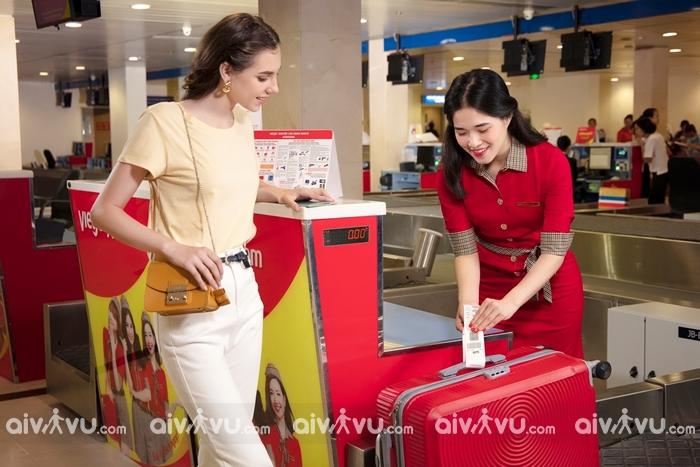 Vietjet miễn phí hành lý ký gửi cho hành khách trên chuyến bay nội địa