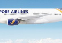 Đặt mua vé máy bay Singapore Airlines giá rẻ
