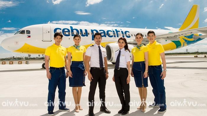Giới thiệu hãng hàng không Cebu Pacific