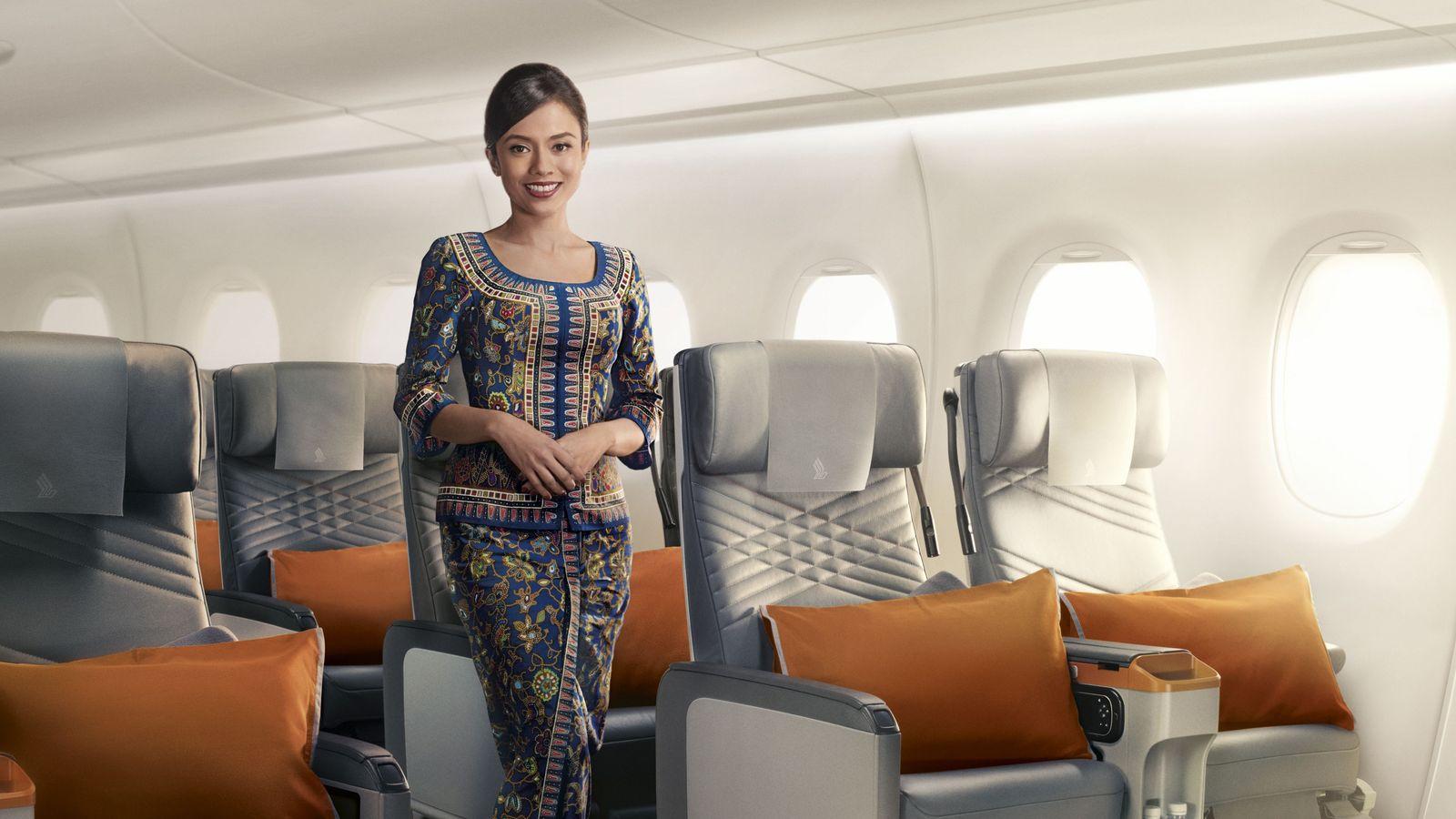 Giới thiệu hãng hàng không Singapore Airlines