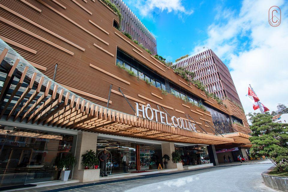 Giới thiệu khách sạn Hôtel Colline