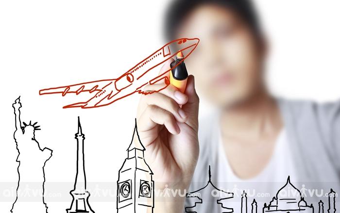 Hướng dẫn săn vé máy bay đi du học Hàn Quốc giá rẻ