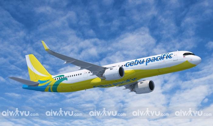 Mạng lưới đường bay và đội bay Cebu Pacific