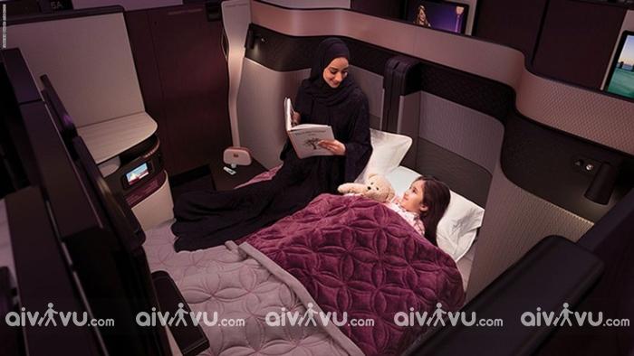 Mạng lưới đường bay và đội bay của Qatar Airways