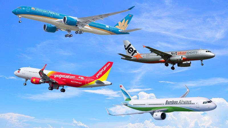 Việt Nam chính thức mở lại 6 đường bay quốc tế