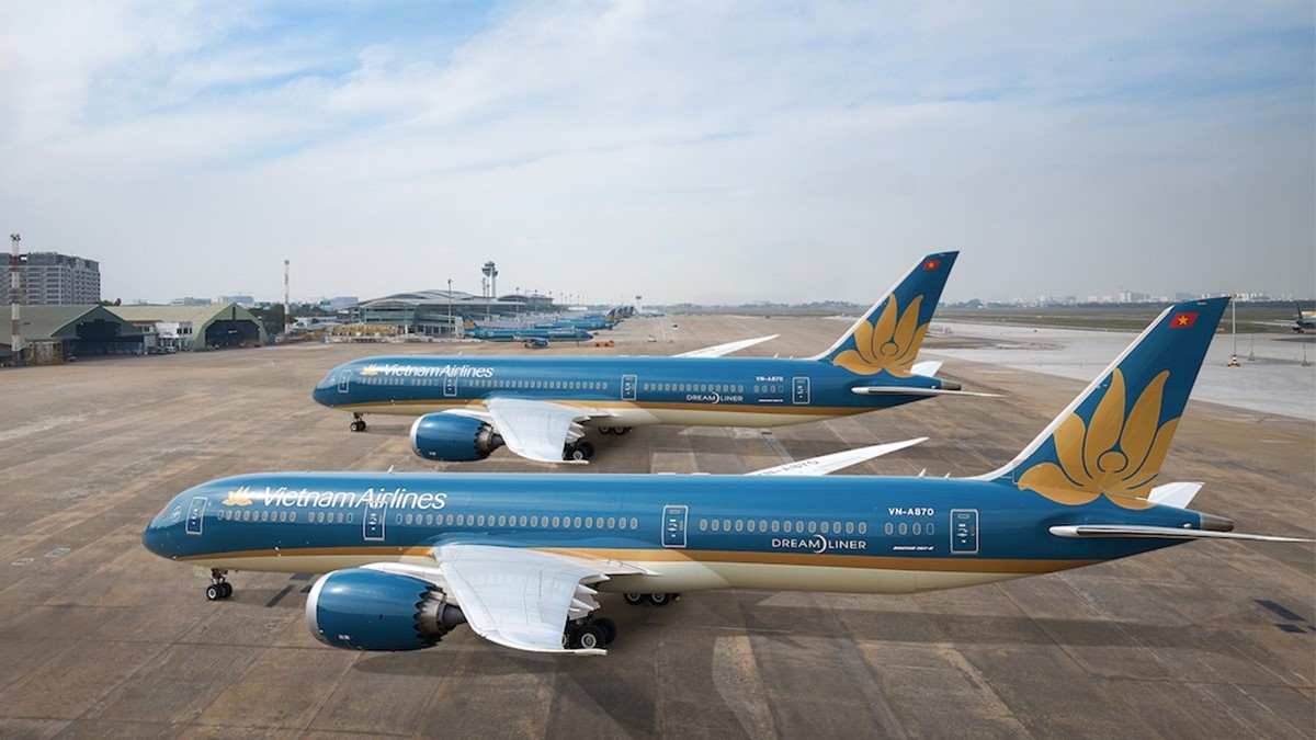 Vietnam Airlines Vietjet Air sẵn sàng bay quốc tế trở lại