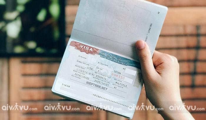 Xin visa du học Hàn Quốc ở đâu?