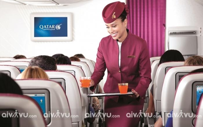 Đặt mua vé máy bay Qatar Airways giá rẻ ở đâu?