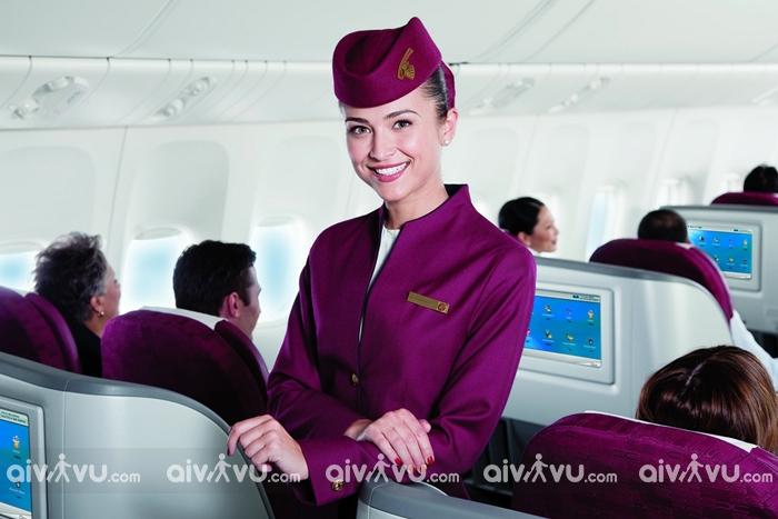 Tìm hiểu về hãng hàng không Qatar Airways