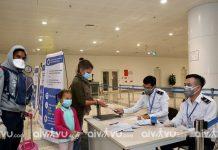 Hướng dẫn y tế với người nhập cảnh vào Việt Nam dưới 14 ngày
