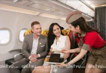 Hạng vé máy bay Deluxe là gì? cung cấp tiện ích gì?