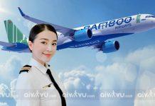 Thông báo lịch bay quốc tế của Bamboo Airways