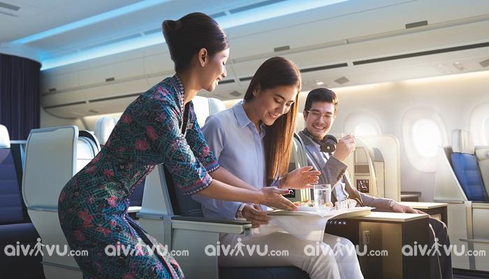 Các hạng ghế của Malaysia Airlines