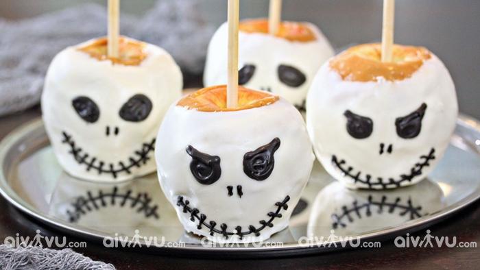 Ẩm thực đặc trưng mùa Halloween của các nước phương tây