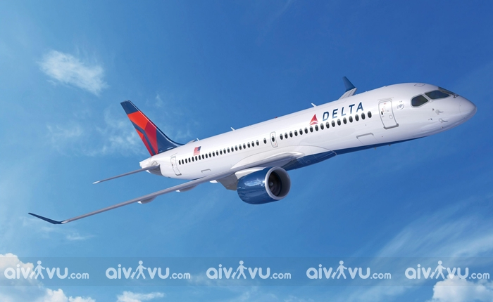 Delta Airlines – Giới thiệu hãng hàng không Delta Airlines Viet Nam