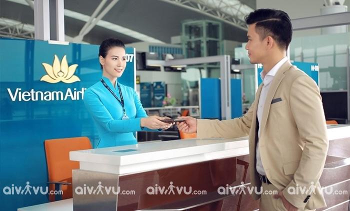 Điều kiện đổi tên trên vé máy bay Vietnam Airlines