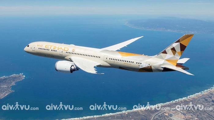 Điều kiện hoàn hủy vé máy bay Etihad Airways