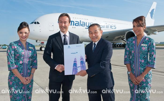Điều kiện hoàn hủy vé máy bay Malaysia Airlines mới nhất