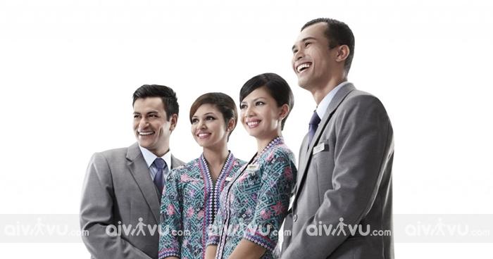 Đổi vé máy bay Malaysia Airlines như thế nào?
