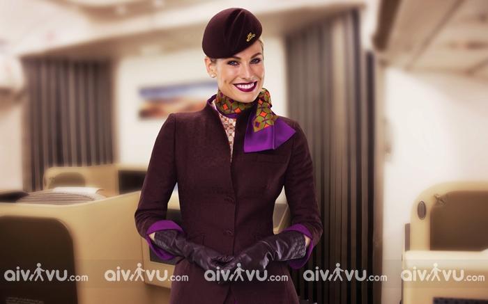 Hướng dẫn mua vé máy bay Etihad Airways giá rẻ