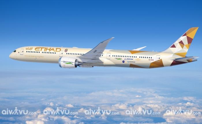Tìm hiểu hãng hàng không Etihad Airways