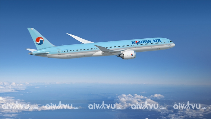 Korean Air thông báo khai thác trở lại chuyến bay đi Boston