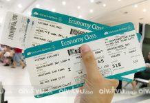 Mua vé máy bay Vietnam Airlines bị sai tên phải làm thế nào?