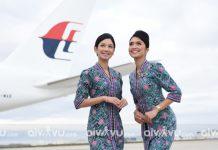 Phòng vé máy bay Malaysia Airlines giá rẻ Việt Nam