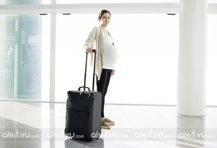 Quy định đi máy bay cho bà bầu Malaysia Airlines mới nhất