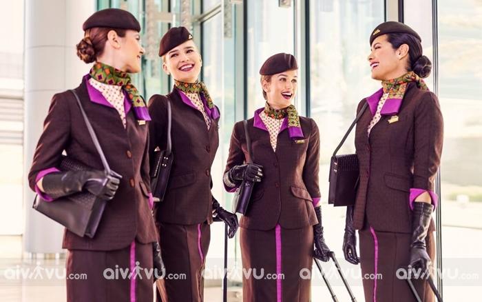 Quy định hành lý của Etihad Airways