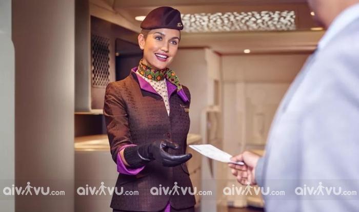 Quy định hoàn đổi vé máy bay Etihad Airways