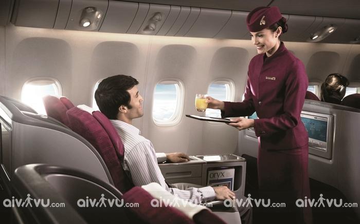 Tìm hiểu các hạng ghế của Etihad Airways