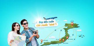 Bay đầu tuần giá chuẩn xinh cùng Vietnam Airlines