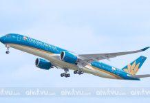 Vietnam Airlines thông báo mở bán chuyến bay đi Nga