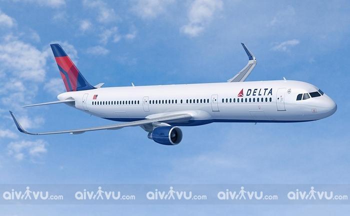 Đội bay và mạng lưới đường bay của Delta Airlines