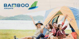 Bamboo Airways khuyến mãi combo vi vu mùa đông chỉ từ 4.260.000 VND