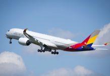 Asiana Airlines cập nhật lịch bay tháng 12 đi Hàn Quốc