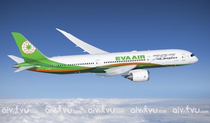 Cập nhật lịch bay tháng 11 và 12 Việt Nam đi Đài Loan Eva Air