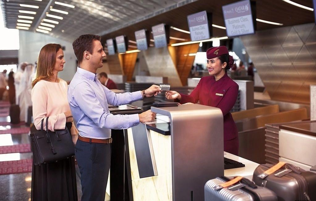 Điều kiện hoàn đổi vé máy bay Qatar Airways